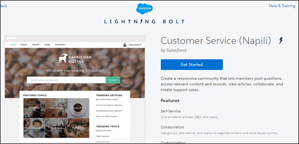 Build a simple Salesforce Community and give access to External Users